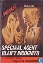 Speciaal agent blijft incognito