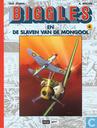 Biggles en de slaven van de Mongool