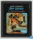 Jeux vidéos - Atari 2600 - Sky Diver