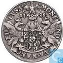 France 1586 Lorraine half ECU