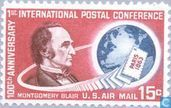 100 Years of the First International Postal Conference