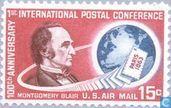 100. Jahrestag der ersten internationalen Postkonferenz