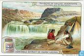 Quellengebiete bedeutender Ströme