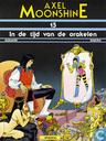 Comic Books - Axel Moonshine - In de tijd van de orakelen