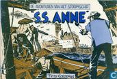 """De avonturen van het stoomschip """"S.S. Anne"""""""