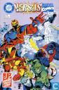 Comics - DC versus Marvel - Tegengestelde krachten