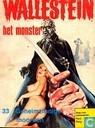 Comics - Wallestein het monster - Geheimzinnige moorden
