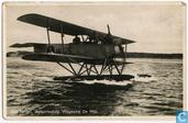 Den Helder, watervliegtuig Vliegkamp de Mok