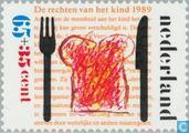 Kinderzegels (14:12¾ tanding)