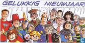 Gelukkig Nieuwjaar 2001