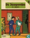 Comic Books - Jacopootjes, De - De Jacopootjes in Japan