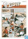 Strips - Sjors van de Rebellenclub (tijdschrift) - 1958 nummer  49