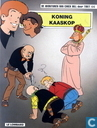 Comics - Chick Bill - Koning Kaaskop
