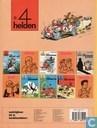 Strips - 4 Helden, De - De 4 helden en de reuzencondor
