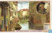 Malerische Winkel in Venedig