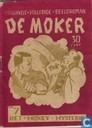 Comic Books - Moker, de - Het Moxey mysterie