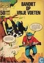 Comic Books - Johnny de Dichter - Bandiet op vrije voeten