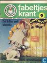 Strips - Fabeltjeskrant, De (tijdschrift) - Fabeltjeskrant 9
