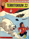 Comic Books - Chick Bill - Territorium 22