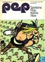Comic Books - Asterix - Pep 45
