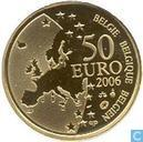 "België 50 euro 2006 (PROOF) ""400th anniversary of the death of Justus Lipsus"""