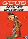 Bandes dessinées - Gaston Lagaffe - De ballade van de klaters