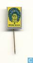Bruine Bever [geel-groen]