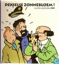 Dekselse Zonnebloem! - Kuifje agenda 1995