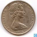 Neuseeland 20 Cent 1976