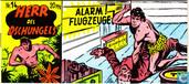 Alarm ! Flugzeuge