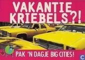 """B003192 - Vakantiebeurs 2000 """"Vakantie Kriebels ?!"""""""