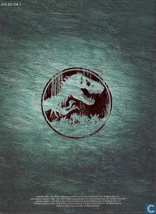 Jurassic Park The Lost World Jurassic Park Jurassic Park Iii