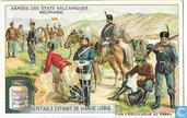 Die Heere der Balkanstaaten