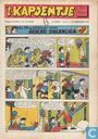 Bandes dessinées - Kapoentje, 't (revue) (Neérlandais)) - 1949 nummer  6