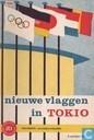 Nieuwe vlaggen in Tokio