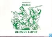 Strips - Ridder Thybald - De rode loper