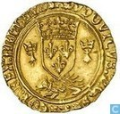 "France ECU ""golden porcupine"" 1505 Brittany"