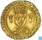 """Frankreich ECU """"goldenen Stachelschwein"""" 1.505 Bretagne"""