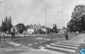 Enschede, Kruispunt Gronausestraat Singel - Boulevard