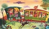 De Disney-trein 03: Maart 1974