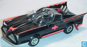 Switch-and-go Batmobile set