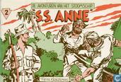 """Bandes dessinées - S.S. Anne - De avonturen van het stoomschip """"S.S. Anne"""" 2"""