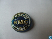 BMC The British Motor Corporation Ltd (klein) [blauw]