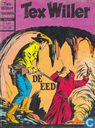 Comics - Tex Willer - De eed