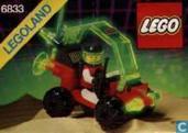 Lego 6833 Beacon Tracer