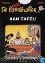 Bandes dessinées - Crannibales, Les - Aan tafel!