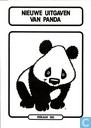 Nieuwe uitgaven van Panda - Voorjaar 1982