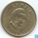 Zambia 5 ngwee 1968