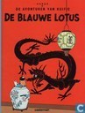 Comic Books - Tintin - De Blauwe Lotus
