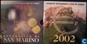 San Marino jaarset 2002